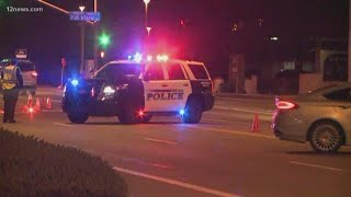 Motorcyclist killed in crash with car near Val Vista and Southern in Mesa