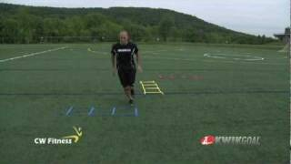 Cw Fitness Inc. Speed, Power And Agility Training Demo