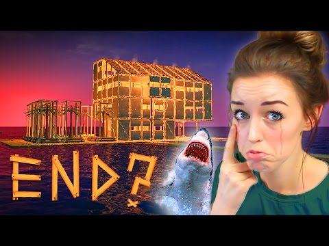 😭 IT'S ALL OVER!!!  - 🌴 RAFT FINAL EPISODE?!?🌴