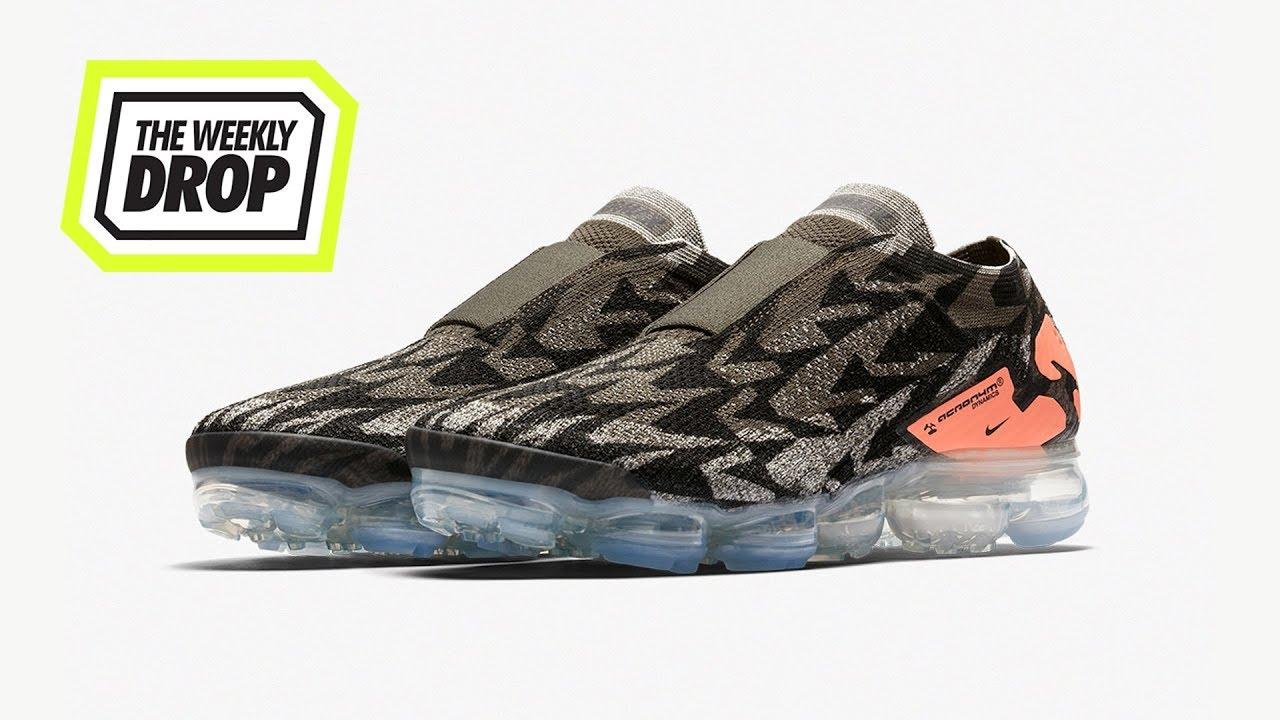 4aefc52e2222 Acronym x Nike VaporMax Moc 2 Australian Sneaker Release Info  The Weekly  Drop