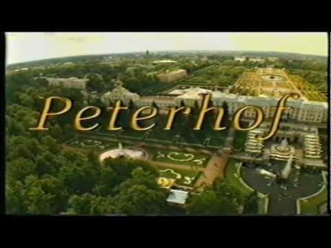 Russian Palaces Peterhof 1