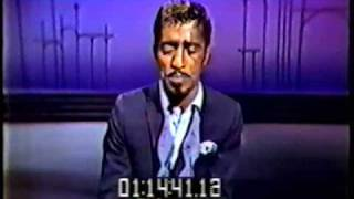 Sammy Davis What Kind of Fool Am I