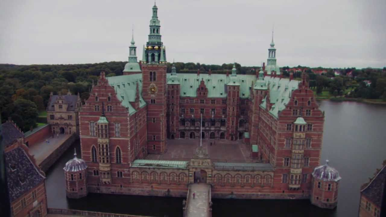 The museum of national history at frederiksborg castle copenhagen - The Museum Of National History At Frederiksborg Castle Denmark Youtube