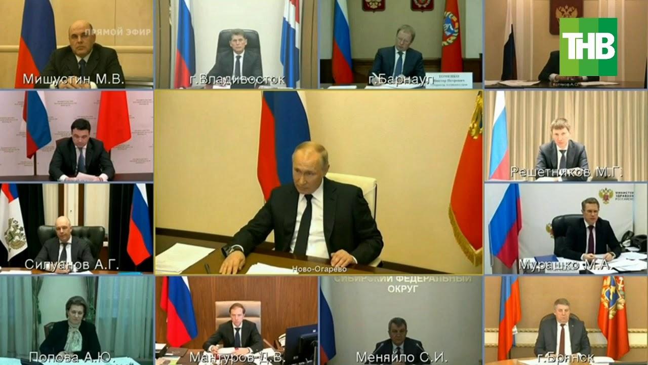 Путин: наша страна не раз проходила через серьёзные испытания - и печенеги её терзали, и половцы