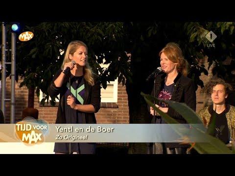 Yentl en de Boer - Zo origineel • Live bij Tijd voor Max