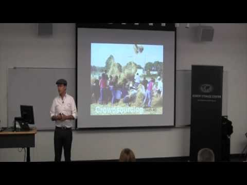 Crisis Mapping and the Digital Revolution in Humanitarian Data with Patrick Meier