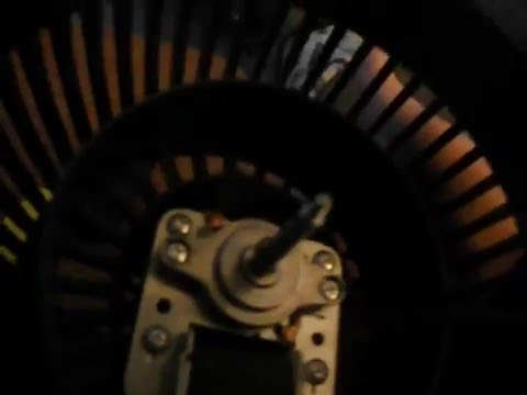 cleaning a vornado 533 table top high velocity fan part 3