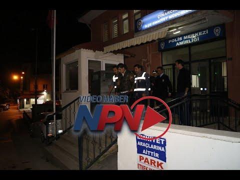 Türkiye'de Polise Teslim Oldu