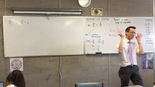 Equations with Fractions (3 of 3: Multiple Common Denominators)