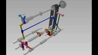 видео Настройка и наладка одноигольной швейной машины 22 класса