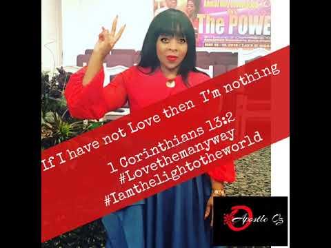 If I have not Love then  I'm nothing   1 Corinthians 13:2 #Lovethemanyway  #Iamthelightotheworld