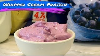 Protein Fluff - Best Post Workout Meal - Easy Recipe!