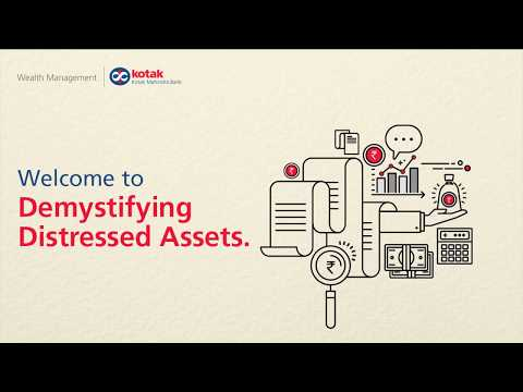 Demystifying Distressed Assets