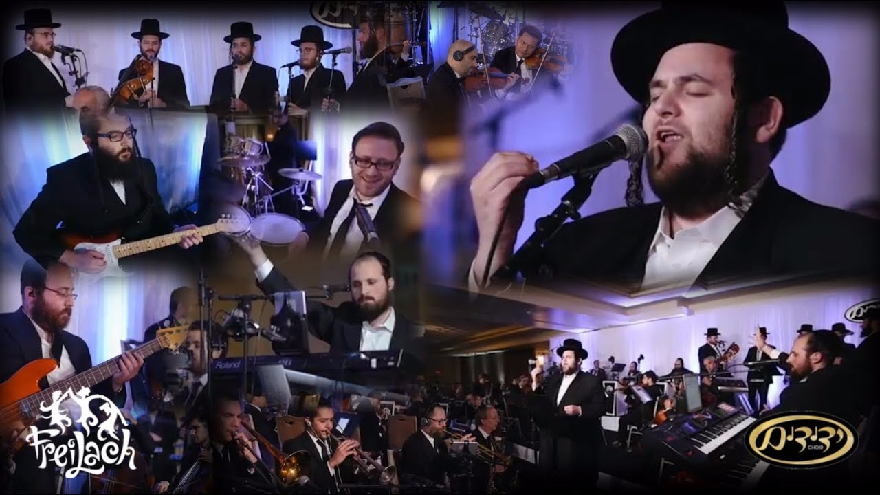 Download Une'saneh Tokef - Freilach Band ft. Shmueli Ungar & Yedidim Choir
