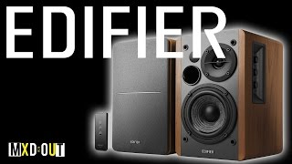 Edifier R1280T Speakers!? | Review & Sound Test