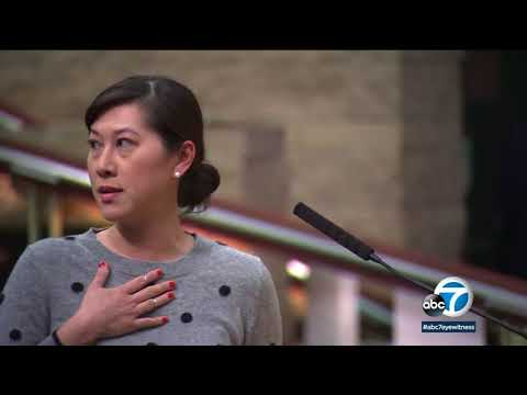 Irvine to take legal action against county over homeless camps | ABC7