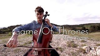 Game Of Thrones (intro) - Cello Cover & Video clip