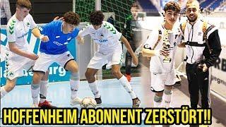 Heftiger u 15 Hoffenheim Abonnent zerstört Fussballturnier!!