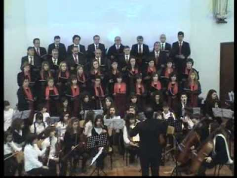 Grupo Coral Galegos S. Martinho - Recital Natal 2010- 1ª Parte