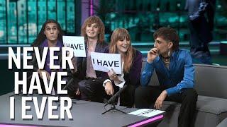 «Never have I ever» mit ESC-Gewinner Måneskin | Blick TV
