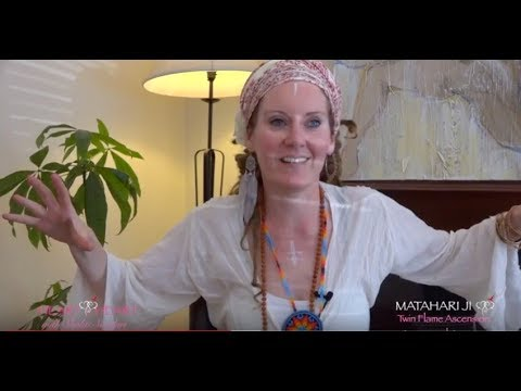Mata-Hari Ji - The Cosmic Gypsy - My Personal Twin Flame Connection