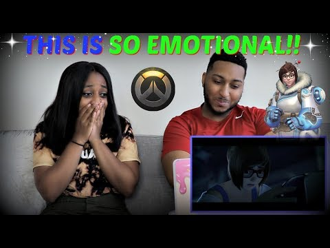 Overwatch Animated Short |  Rise and Shine  REACTION!!!!