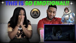 "Overwatch Animated Short | ""Rise and Shine"" REACTION!!!!"