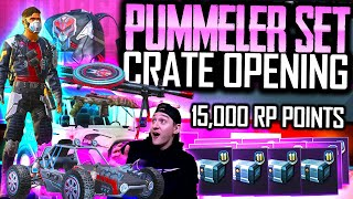 MASSIVE Royale Pass CRATE OPENING! 15,000 RP POINTS | PUBG Mobile