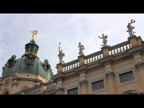 Schloss Charlottenburg Palace (Outside) - In A Berlin Minute (Week 129)