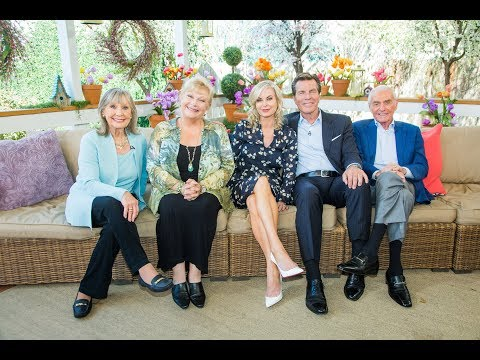 The Young and the Restless 45th Anniversary: The Abbott Family Reunites  Home & Family