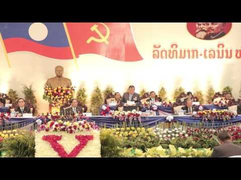 New Party Central Committee elected