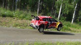 Sebastien Ogier WRC Finland test 2019 thumbnail
