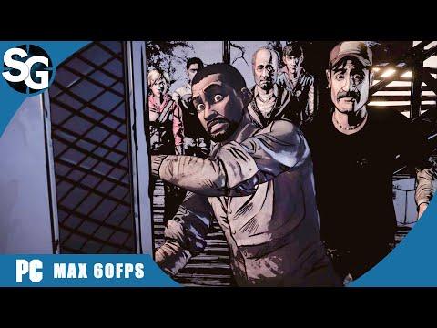 The Walking Dead: The Telltale Definitive Series Season 1 | Full Episode 4 Walkthrough
