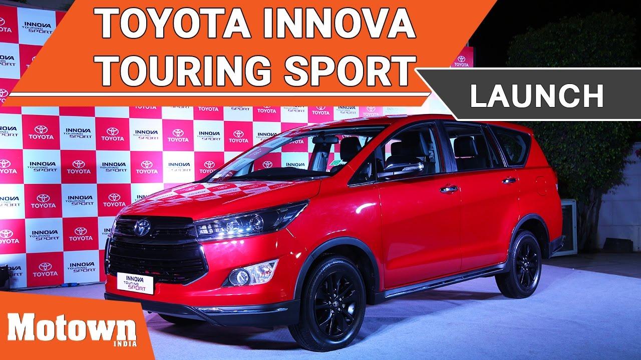 2018 toyota innova touring sport. Exellent 2018 Toyota Innova Touring Sport  First Look Launch U0026 Price Motown India Throughout 2018 Toyota Innova Touring Sport T