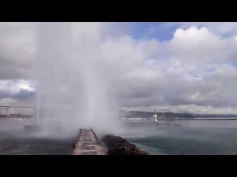 Jet d'Eau -The Geneva Water Fountain