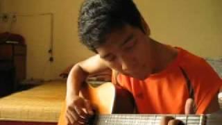 Hà Anh Tuấn- Hạ cuối (Guitar cover)