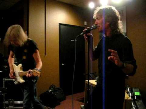 Ray Bennett & Colin Carter 1st Flash Rehearsal in Vegas