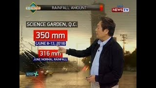 BP: Weather update as of 4:22 p.m. (June 13, 2018)