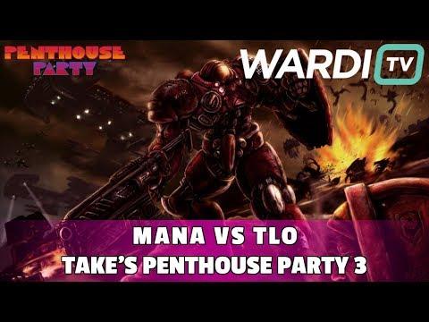 MaNa vs TLO (PvZ) - Take's Penthouse Party #3 ($4k+)