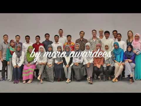 Study Guidance at IALF Bali by MORA Scholarship Awardees
