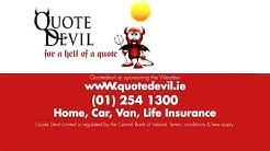 Home insurance this EASTER QUOTE DEVIL WEATHER