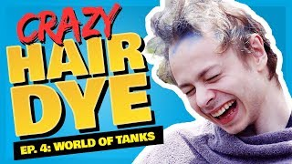 Crazy Hair Dye & World of Tanks - C9 LoL | HTC Trials Ep. 4