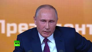 Putin: Do you want dozens of Saakashvilis running around & Russia moving from one Maidan to another?