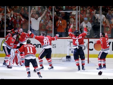 Chicago Blackhawks Hype Video//#Onegoal