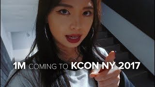 Video 1MILLION coming to KCON NY 2017 download MP3, 3GP, MP4, WEBM, AVI, FLV Maret 2018
