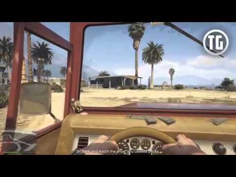 "GTA 5   First Person Walkthrough Part 12 ""Mr  Philips"" GTA 5 PS4 Gameplay"