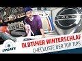 WIE OLDTIMER WINTERFEST LAGERN? | Top Tips | VOLVO P1800 S | UPDATE | MOVE IT