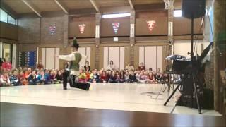 Princeton Illinois Russian dance music trio - edit...