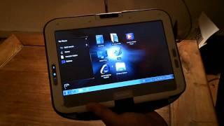Intel Classmate PC von Royaltek im Hands-On