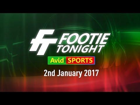 LIVE Footie Tonight - Premier League: West Ham United vs. Manchester United